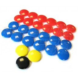 Football (Soccer) Tactics Board Magnetic Markers