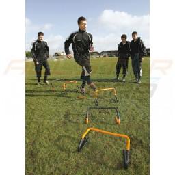 Set of 6 Adjustable Hurdles