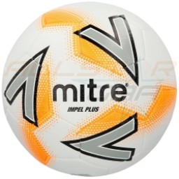 Mitre Impel Plus 450g Size 5 Mid-Level Training ball 10 Pack with Bag