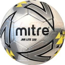 Mitre Jnr Lite 320g Size 5 FAI Weighted Football (U9, U10, U11)