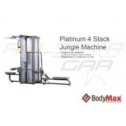 BodyMax Platinum 4 Stack Jungle