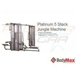 BodyMax Platinum 5 Stack Jungle