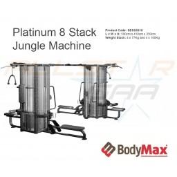 BodyMax Platinum 8 Stack Jungle