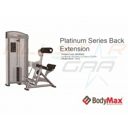 BodyMax Platinum Back Extension