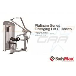 BodyMax Platinum Diverging Lat Pulldown