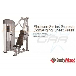 BodyMax Platinum Seated Converging Chest Press