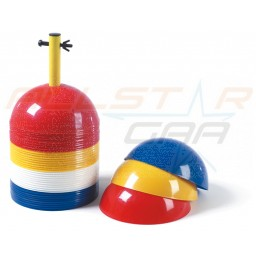 Set of 40 Dome Markers / Sports Markers