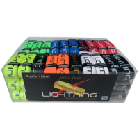 Box of 60 Assorted Colours Lightning Hurling Grips