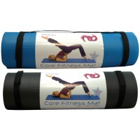 10mm Core Fitness Yoga Mat / Gym Mat