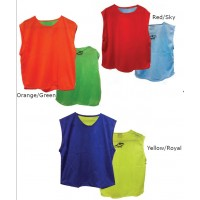 Juvenile Reversible Sports Training Bib (Up to Age 12)