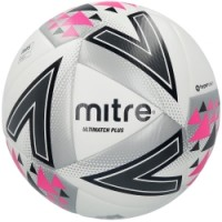 Mitre Ultimatch Plus HyperSeam 450g Size 5 Match Football 5-Pack with Bag