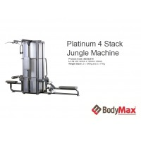 BodyMax Platinum 4 Stack Jungle