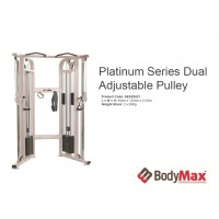 BodyMax Platinum Dual Adjustable Pulley