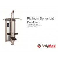 BodyMax Platinum Lat Pulldown