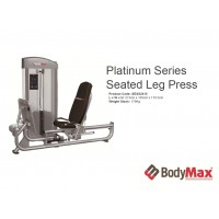 BodyMax Platinum Seated Leg Press