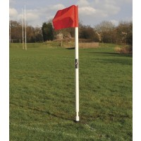 Pro Corner Flags (Set of 4 with Flags)