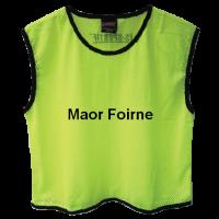 GAA Maor Foirne Bib