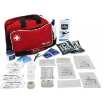 Medi Run-on Bag with Pro Kit contents